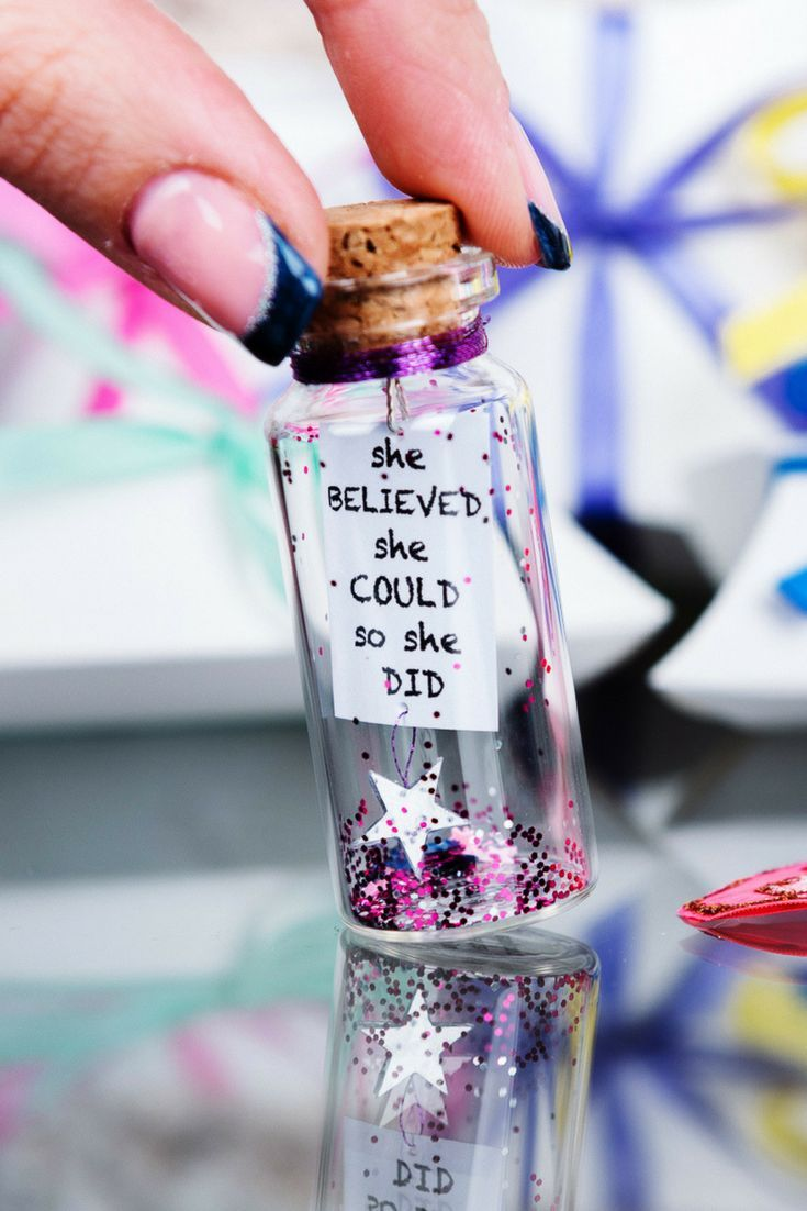32f59309813 She Believed She Could So She Did Personalized Gift For Her Message ...