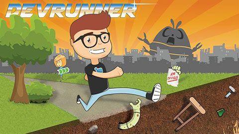 بازی تلگرام برنامه نویس دونده Dev Runner https://goo.gl/2FTpPA  مرکز تخصصی شبکه های اجتماعی http://sonetbox.com/