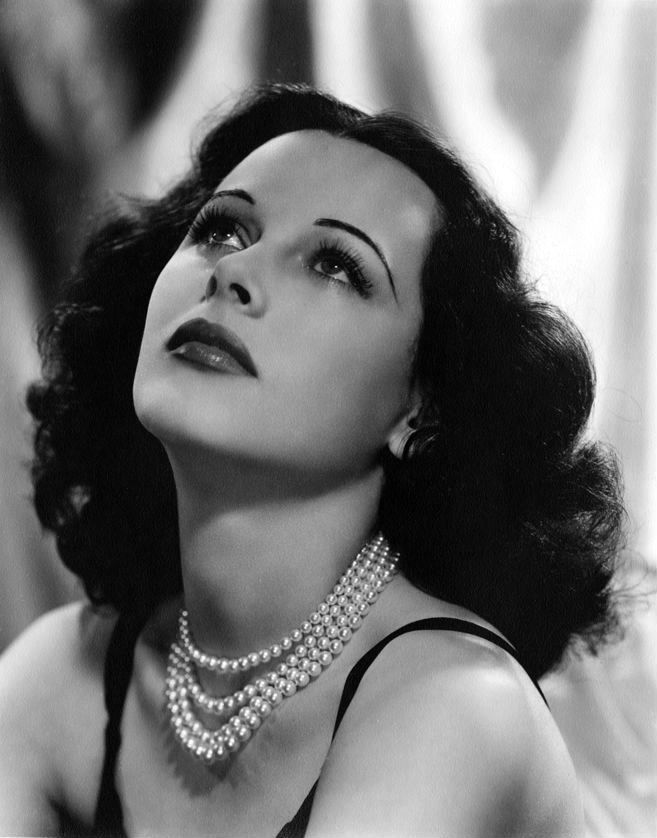 Hedy Lamarr photographed by Clarence Sinclair Bull.