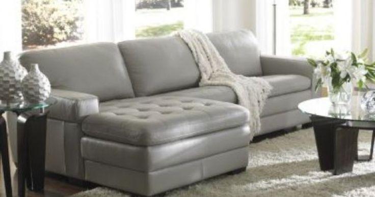 The 25 Best Orange Leather Sofas Ideas On Pinterest: Best 25+ Grey Leather Couch Ideas On Pinterest