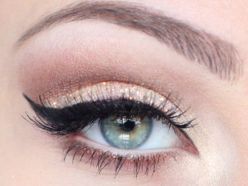 Eye Make-up #BeautyCocktail