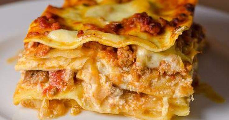 The Perfect Lasagne