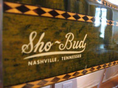 Sho Bud Ldg Pedal Steel Guitar | Pedal Steel Guitars
