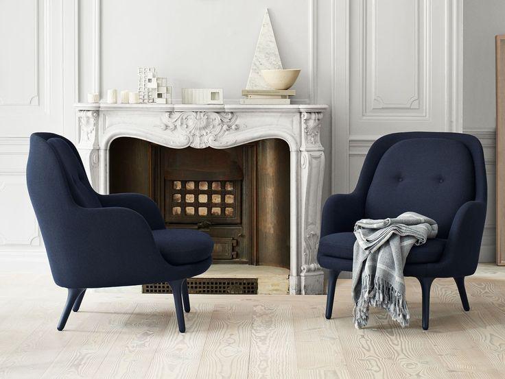 Fri chair by Jaime Hayon for Fritz Hansen