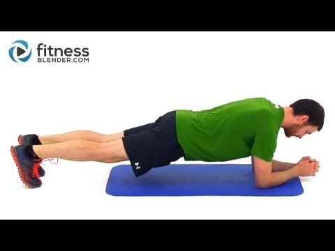 6 Pack or Bust Abs and Obliques Workout