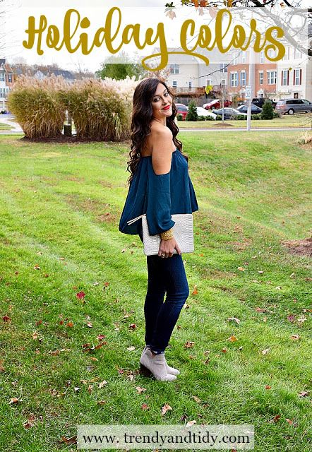 Trendy Tuesday: Holiday Colors