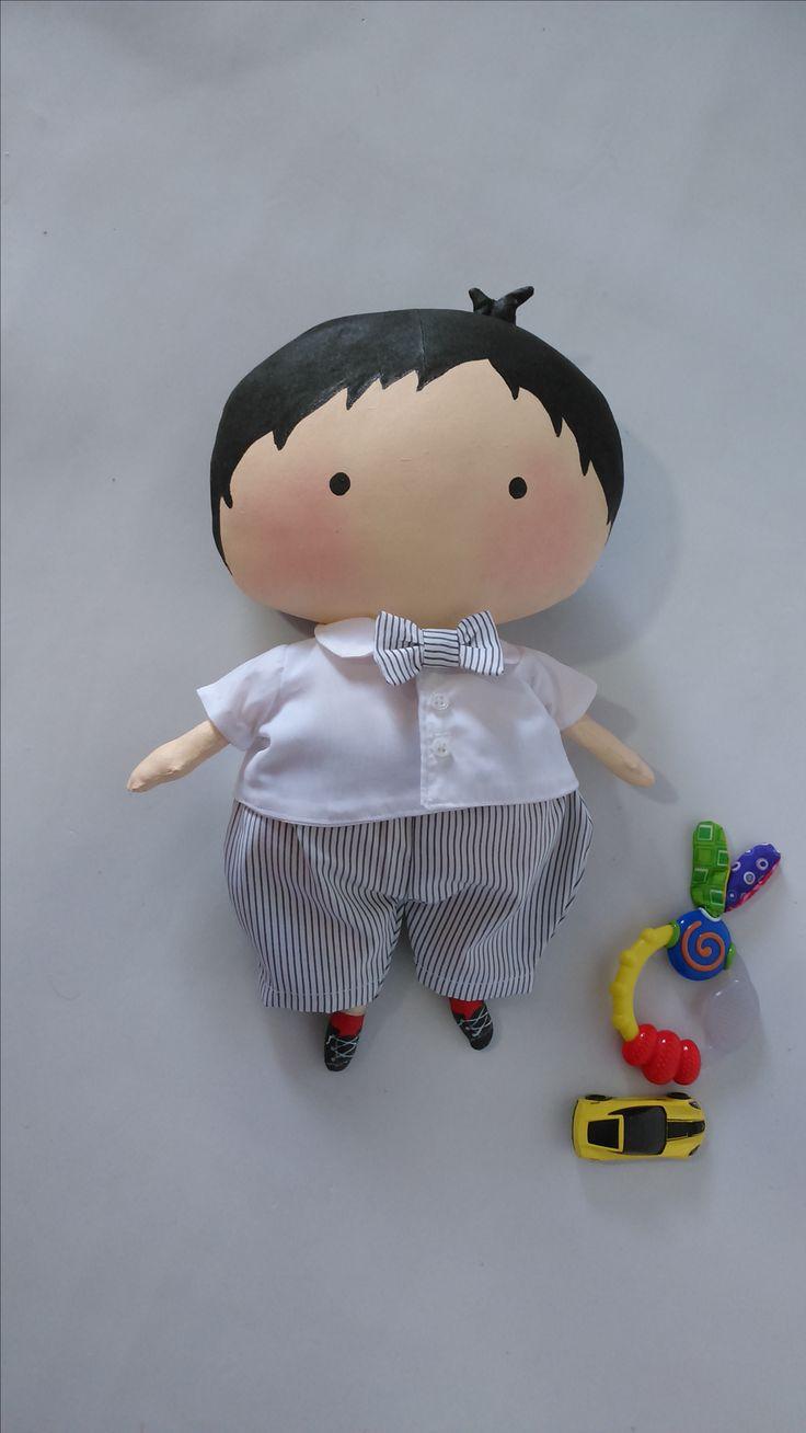 Tilda Doll Boy Sera un regalo perfecto para los niños (incluso los niños pequeños mayores de 3 añitos) o utilizarse como un elemento de decoración para el hogar