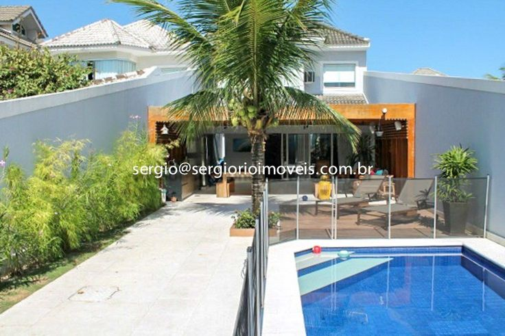Casa de Condomínio com 3 Quartos para Alugar, 240 m² por R$ 9.500/Mês Barra da Tijuca, Rio de Janeiro, RJ