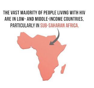 fighting hiv in sub saharan africa The hiv aids challenges  particularly in sub-saharan africa  that has led the way in both fighting the disease and mitigating its impact.