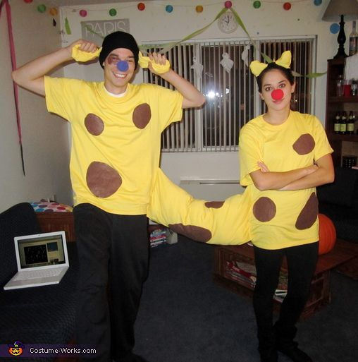 CatDog - Homemade costumes for couples