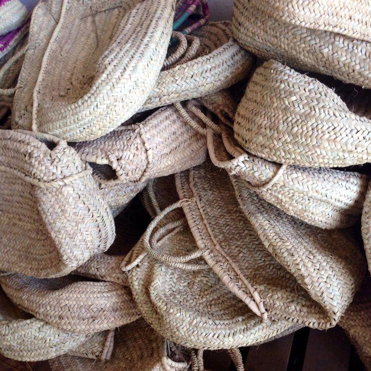 Panier tressé maroc : Les meilleures images ? propos de osier paille
