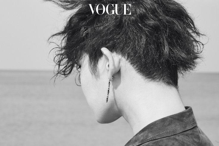 Nam Taehyun for Vogue Korea (July 2017)  #namtaehyun #taehyun #southclub #korean #singer #model #male #vogue #2017 #blackandwhite #sea