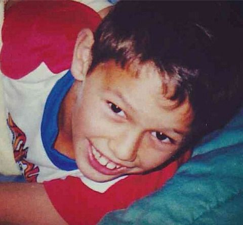 James Franco as a child. | Young People | Pinterest ...