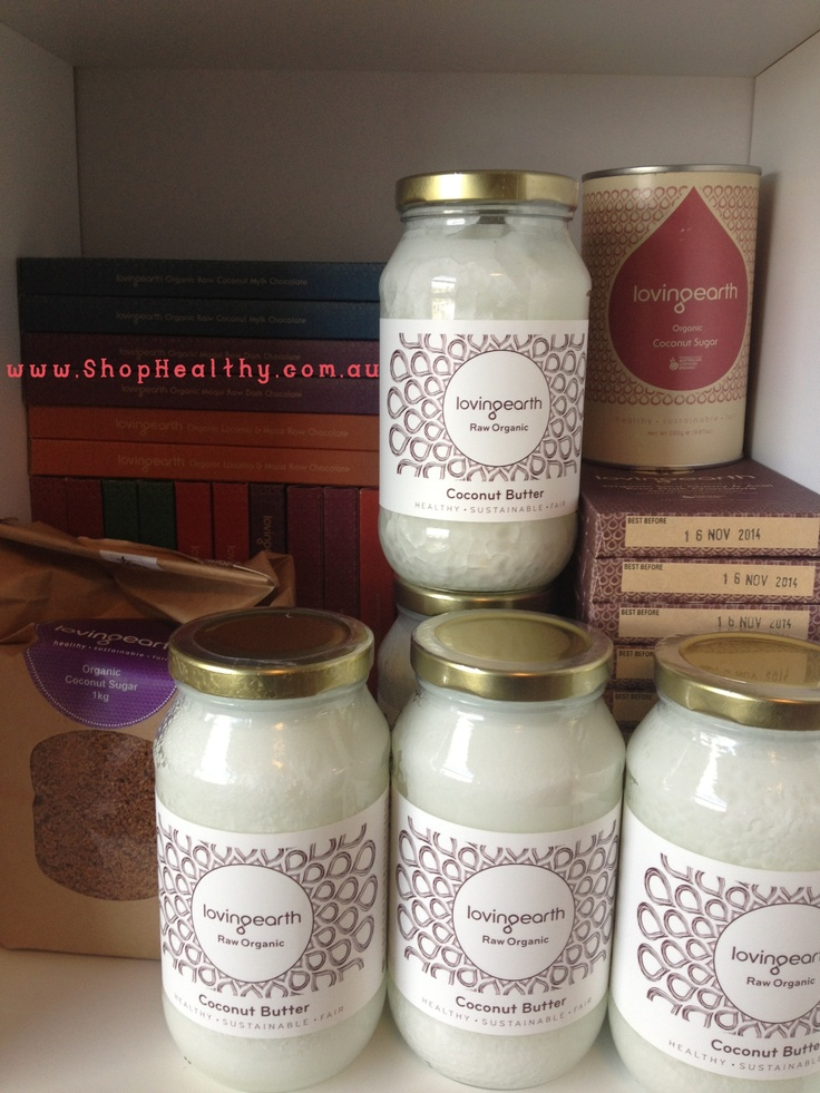 My all time favourite coconut oil. Visit ShopHealthy.com.au and have it shipped direct to you!