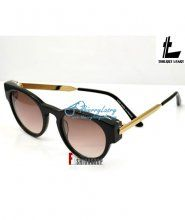 Thierry Lasry VARIETY 101 Black Frames Sunglasses