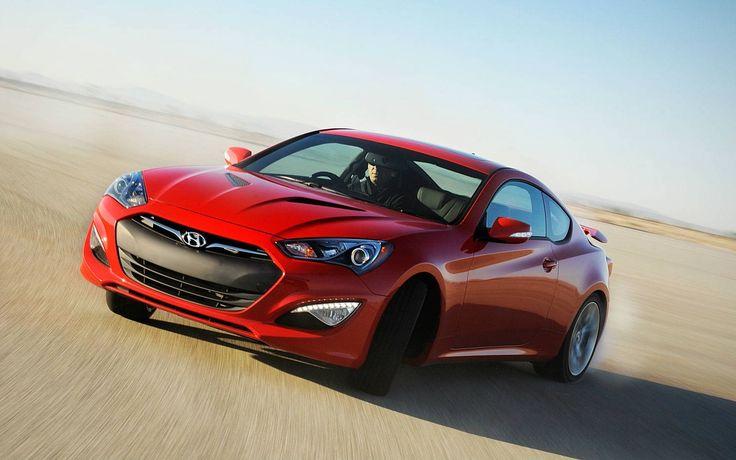 Incredible Hyundai Sports Car Photos Gallery