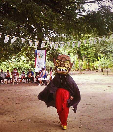 Comunidad La Salamanca, Campo Blanco, #Salta #CarnavalFederal2014 #Carnaval #ArgentinaEsTuMundo #Argentina #Viajes #Eventos   Para más info, entrá a www.facebook.com/viajaportupais