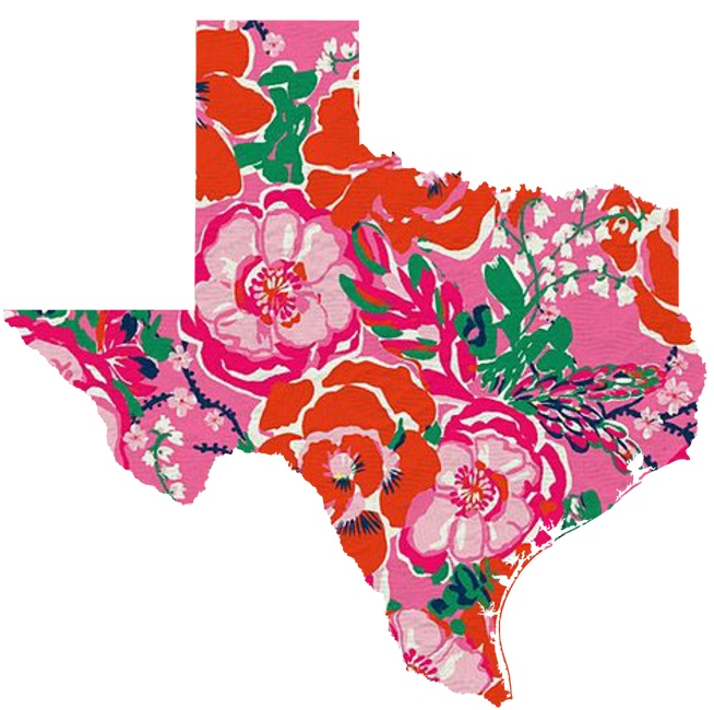 Lilly + Texas = AMAZING!!!!