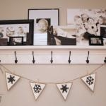 MORE Free Printable Banners ~ Numbers & Shapes - how cute