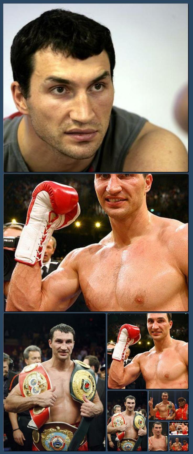 Bo boxer wladimir klitschko wikipedia the -  Francesca Perez Wlad Klitschko Sports Wladimir Klitschko Boxer Profile Bio And Images