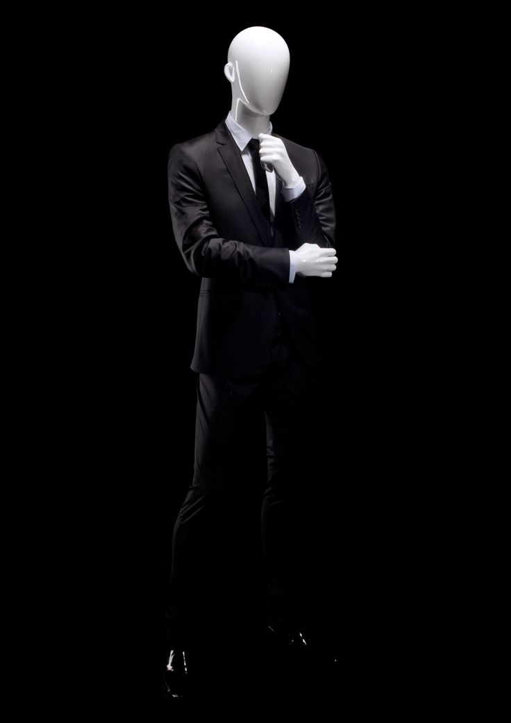 SMOOTH Collection by More Mannequins #MaleMannequin #style #fashion #elegance #blacksuit
