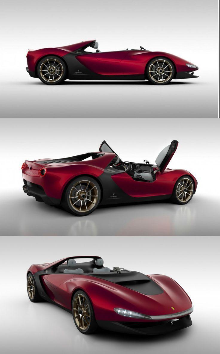 Attractive $3 Million Ferrari Pininfarina Sergio