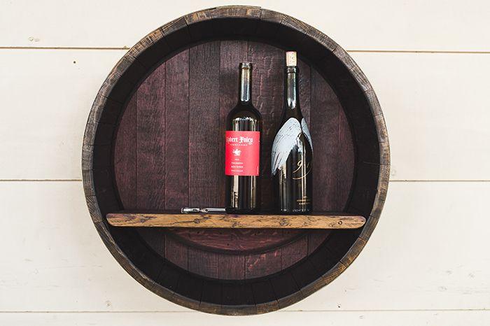 45 Best Wine Barrel Crafts Images On Pinterest Wine