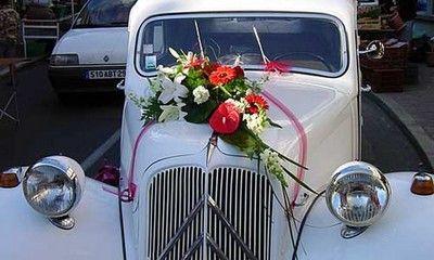 Blog de central fleurs fleuriste saint malo livraison - Prix decoration voiture mariage fleuriste ...