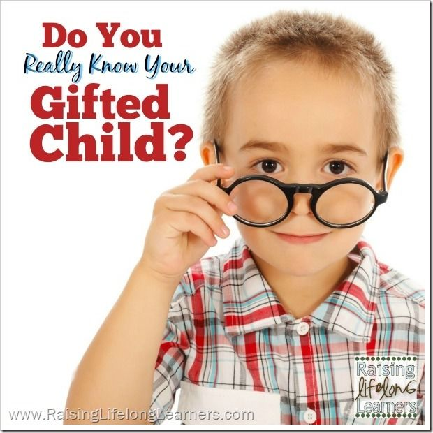 Do You Really Know Your Gifted Child? Wonder if you should have your smart child tested for gifted and talented identification? Have a gifted kid enrolled in a gifted education program? This article is for you. | RaisingLifelongLearners.com