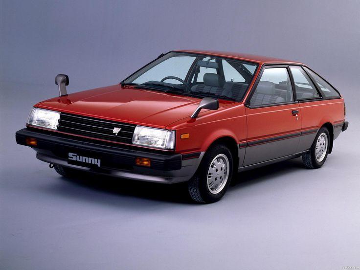 1985 Nissan Sunny 305Re Nismo - Google 検索