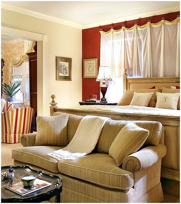 curtains short wide windows
