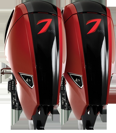 Seven Marine - 557 Outboard Motor Specifications