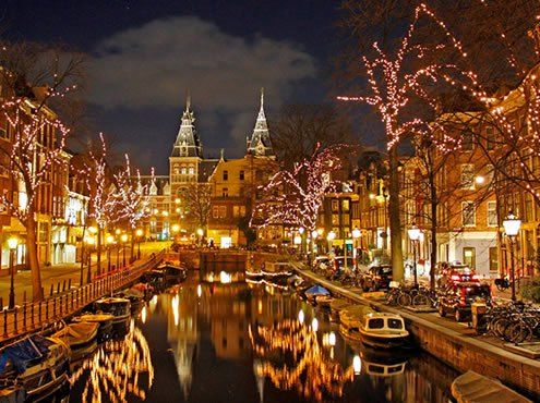 Amsterdam At Christmas Yahoo Image Search Results Winter
