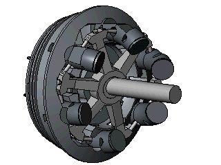 The Selwood-Hughes Orbital Engine.