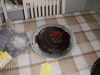 Gluteeniton taivas: Sacher-kakku