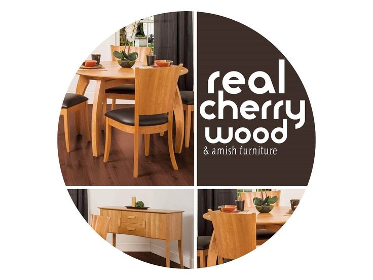 Beautiful Real Cherry Wood And Amish Furniture