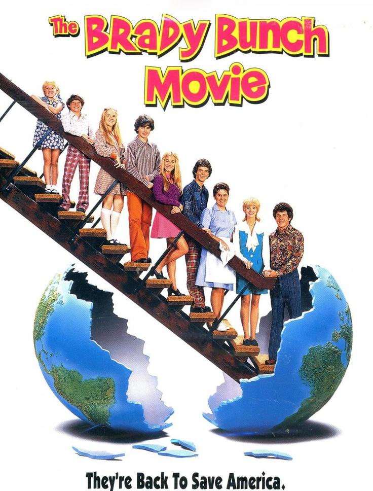 A Família Sol, Lá, Si, Dó (The Brady Bunch Movie), 1995.