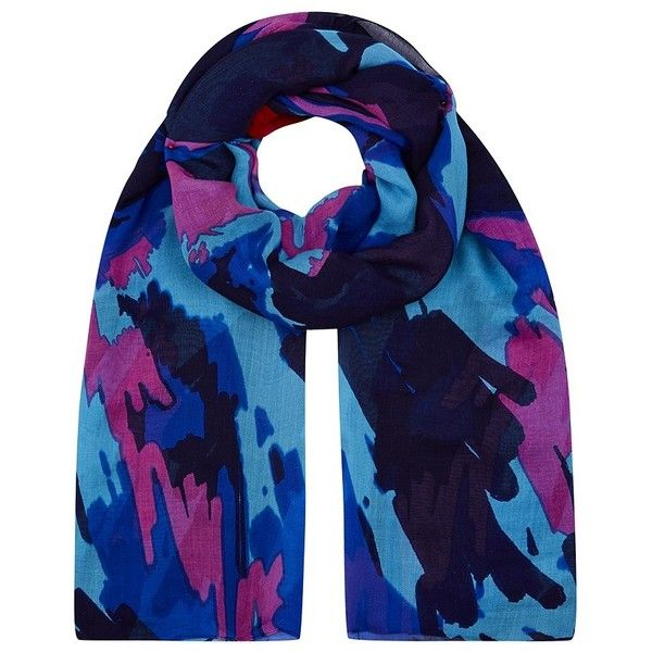 McQ Alexander McQueen Angry Bunny Scarf $275