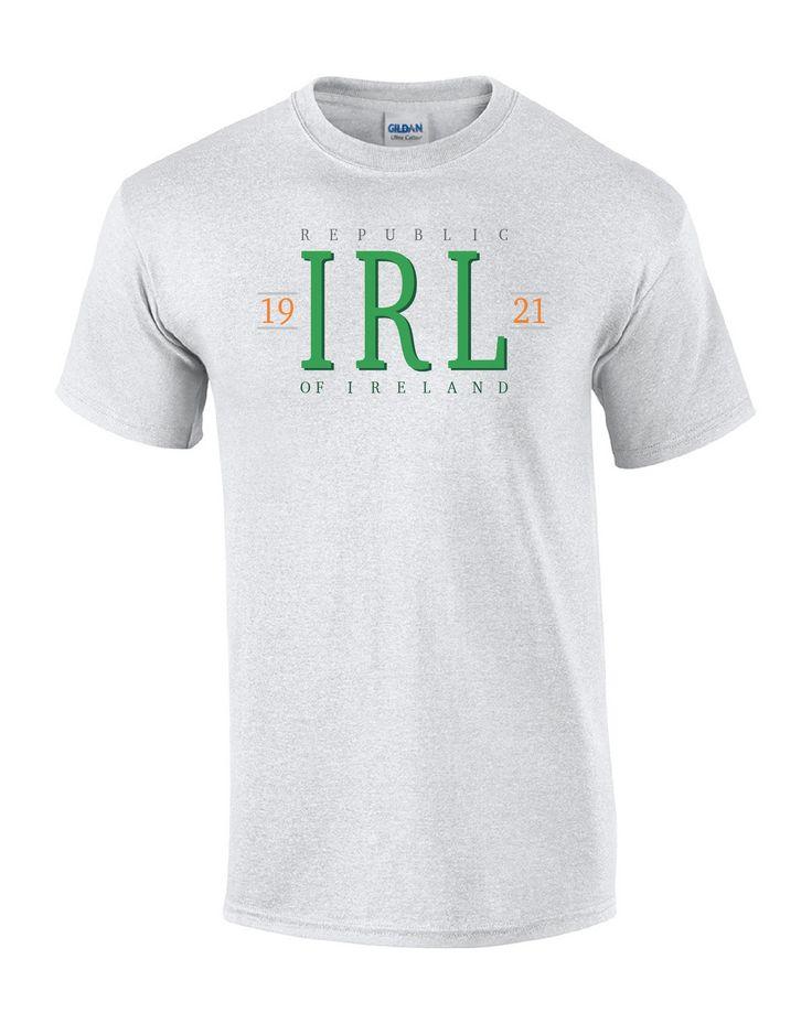 IRELAND EURO 2016 PRINTED TEE