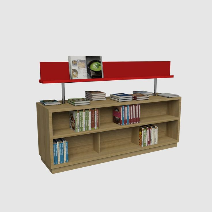 Πάγκος βιβλιοπωλείου 10-001