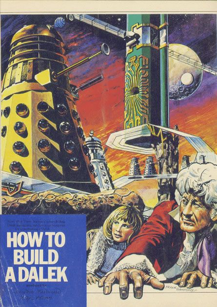 BYODalek: Fullsiz Dalek, Complete Blueprint, Full Siz Dalek, Diy Dalek, Building Plans, Doctors Who, Geek Crafts, Building Dalek, Bbc