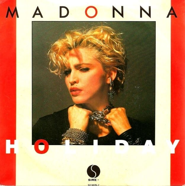 Single For The Holidays Quotes: Madonna 80s Song Quotes. QuotesGram