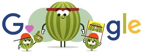 Ziua 10 Doodle Fruit Games 2016! Află mai multe la g.co/fruit