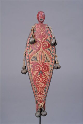 A Bidayuh or Ibanic Dayak Kids Shield and a few more items just listed.  http://www.primitivetribalart.com/FeaturedItems.aspx  :: Marc Pinto Gallery ::   Tribal Art Objects Oceanic :: Indonesia :: Pacific :: Aboriginal Australia ::    Contemporary Paintings Aboriginal :: China :: Indonesia   Interior Art Objects Perth, West Australia  www.primitivetribalart.com www.marcpinto.com