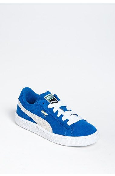 PUMA 'Suede Jr.' Sneaker (Toddler, Little Kid & Big Kid) available at #Nordstrom