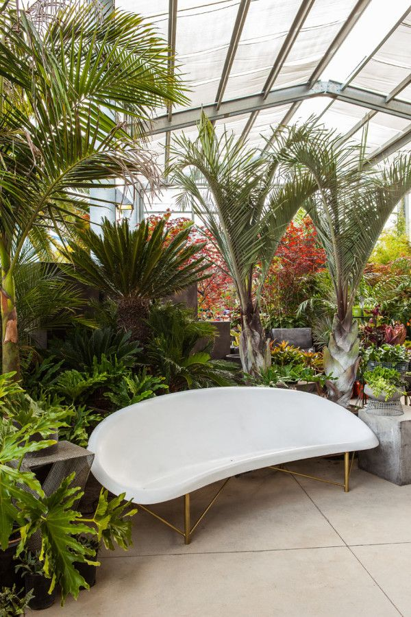 Get Cozy With Heated Outdoor Furniture. Flora GrubbModern PatioOutdoor ...