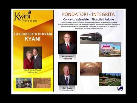 Kyani Italia: Presentazione Completa