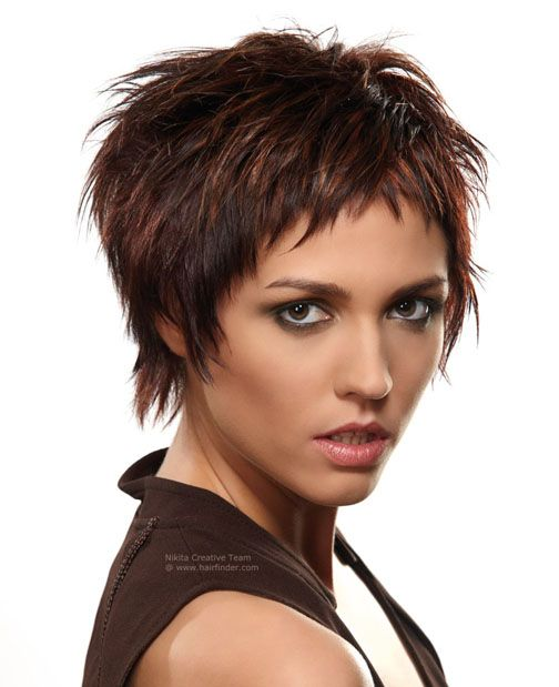 1000+ Ideas About Edgy Pixie Haircuts On Pinterest