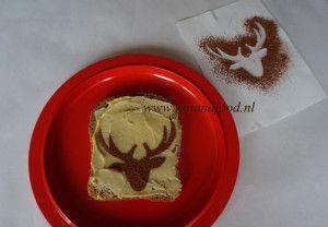 witte chocoladepasta - white chocolade spread