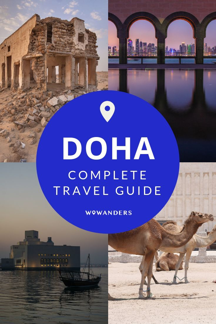 A Complete Guide To Spending A Day Or A Layover In Doha Qatar Things To Do Food Architecture Qatar Travel Middle Eastern Travel Middle East Destinations